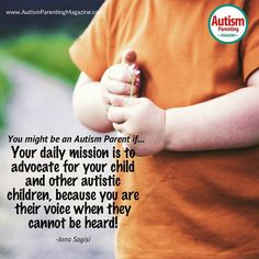 "You might be an autism parent if... Double tap if you liked this post  Get a FREE issue of Autism Parenting Magazine Just follow us on Instagram: @AutismParentingMagazine Turn on ""Post Notifications"" so you don't miss out on the contents we're sharing. Link on our profile"