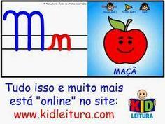 Alfabeto Infantil - www.kidleitura.com