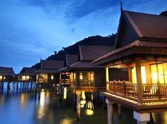 Berjaya Langkawi Resort, Langkawi in Malaysia. Great resort!