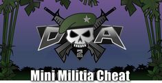 Latest Mini Militia Mod APK Unlimited Ammo and Nitro 2018 Nitro Pro, Army Games, Free Doodles, Play Hacks, Android Pc, Close Encounters, 2 Unlimited, Amazing, Game Logo
