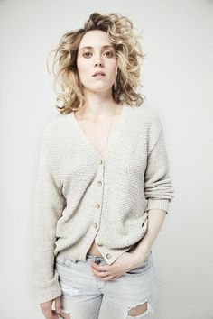 Brochu says that one of her favourite designer duos is Unttld.