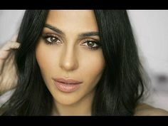 Pretty And Natural MakeUp Ideas For Brown Eyes 35