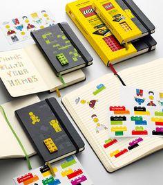 MOLESKINE モレスキン LEGO限定版ノートブック
