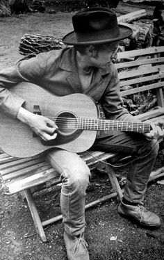 Dylan, 1967, uncredited photo