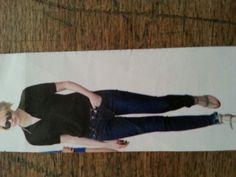Dark skinneys Dark Blue Skinny Jeans, Pants, Fashion, Trouser Pants, Moda, Fashion Styles, Women's Pants, Women Pants, Fashion Illustrations