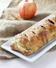 Apple Strudel - Quick and easy to make with 1 simple time-saving trick