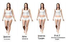 Virtual weight loss simulator online image 8