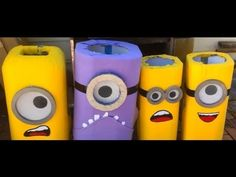 DIY Minions costume under $20 for each inspired by