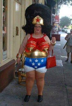 Plus Size Wonder Woman Costume | Wonder Woman Clothes, Wonder ...