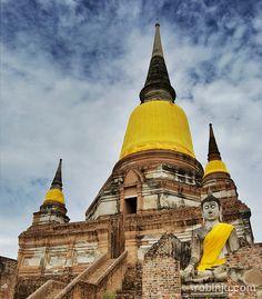 Ayutthaya WAT YAI CHAI MONGKHON #Tailandia #Ayutthaya