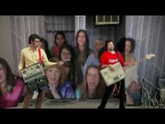 """I forgot how great the visuals are, so underrated   """"Carol Brown"""" (Choir of Ex Girlfriends) - Flight of the Conchords"""