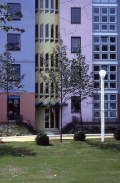 Rauchstraße Berlin / housing /  HANS HOLLEIN