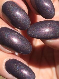 LilypadLacquer Betelgeuse from the Tim Burton Collection (DAZZLED exclusive) - Christmas 2014