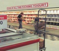 fuckin yogurt