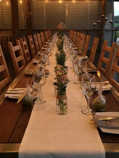 Long table dining #rusticelegance #perthhillsweddings #outdoorvenue Core Cider House, Wedding Mood Board, Outdoor Venues, Rustic Elegance, Table Settings, Weddings, Dining, Food, Table Top Decorations