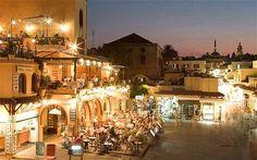 Rhodes Town, Island of Rhodes, Greece
