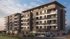 Imobile din cadrul ansamblului SOLE RESIDENCE OLTENITEI, au un regim de inaltime P+5 et, si au in componenta locuinte colective (garsoniere si apartamente cu 2 si 3 camere), ce beneficiaza de o  compartimentare  care va surprinde placut inca de la prima vizionare. Multi Story Building, Sun