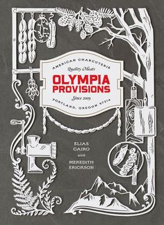 The Hardcover of the Olympia Provisions: Cured Meats and Tales from an American Charcuterie by Elias Cairo, Meredith Erickson Intense Love, Best Cookbooks, Thing 1, Potato Side Dishes, Charcuterie, Cairo, Free Ebooks, Olympia, Paper Cutting