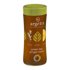 I'm learning all about Argo Tea Green Tea Ginger Twist at @Influenster!