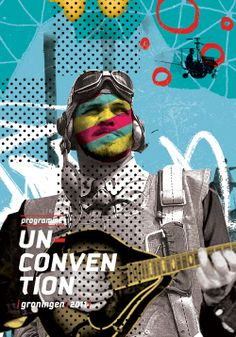 Un-Convention conference artwork by MAKI