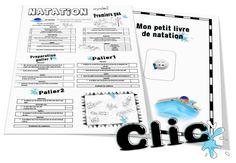 Module piscine en mini-livres A3 (CP/CE1) - Paulette trottinette
