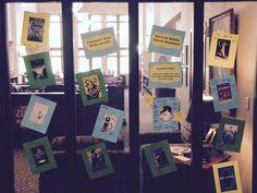 May display - VSBA Middle School 1