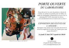 Acceuil : Cours de peinture Lyon