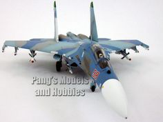 SU-27UB Russia - Air Force 58 diecast metal 1/72 model by Witty Wings
