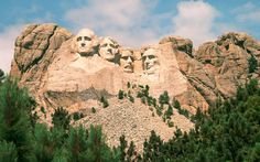 Freedom, justice, hope—South Dakota's beloved national memorial, Mount Rushmore, is a testament to these deeply cherished American values.