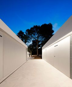 House in a Pine Forest by Fran Silvestre Arquitectos (29)