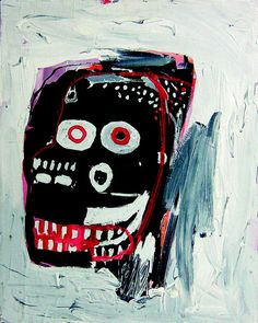 manufactoriel:Untitled, 1983 by Jean Michel Basquiat