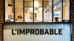 L'Improbable - Restaurant in Brussels
