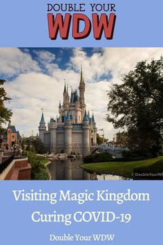 If you are visiting Disney World's Magic Kingdom during the coronavirus pandemic the parks will look very different. Find out what rides are open at Magic Kingdom, which restaurants you can visit, how to make park reservations, and so much more#disney #disneyworld #magickingdom #disneysmagickingdom #magickingdomrides #disneytips #disneyplanning Magic Kingdom Rides, Disney World Magic Kingdom, Disney World Parks, Disney World Planning, Disney World Vacation, Disney World Resorts, Disney Vacations, Disney Worlds, Disney Travel