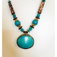 AquaTribal Necklace