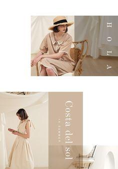 marron edition 18SUMMER Lookbook Layout, Lookbook Design, Fashion Banner, Fashion Graphic Design, Newsletter Design, Photography Branding, Media Design, Fashion Lookbook, Graphic Design Inspiration