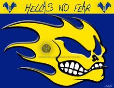 NO FEAR, HELLAS VERONA www.hellasveronastyle.eu