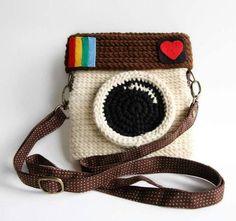 Cool #instagram bag. #instagram-login  More: http://www.techmero.com/2013/03/instagram-sign-up-login-create-account-online-pc/