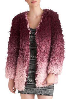 Funky....Chic Softly Jacket, #ModCloth