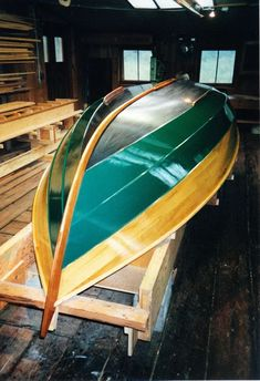 John Rollit Woodworking - Hull painted