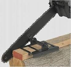 how to make a chainsaw mill - Google Search Homemade Chainsaw Mill, Portable Chainsaw Mill, Carpentry Tools, Woodworking Tips, Chainsaw Mill Attachment, Chainsaw Mill Plans, Bandsaw Mill, Wood Mill, Off Grid Cabin