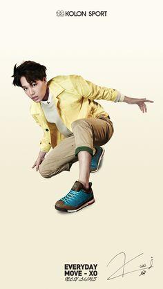 Kai for Kolon sport shared by ♫ ♪ Mariе ♭ ♬ on We Heart It Suho Exo, Exo Kai, Kaisoo, Cnblue, Btob, Kim Jongin, Exo Members, Chinese Boy, Vixx