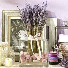 Lavendel-Deko - dufte Ideen für den Sommer - lavendel-glashafen Rezept