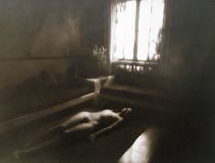 For Sale on - Desnudo, Silver Gelatin Print by Carlos Jurado. Offered by PDNB Gallery. 1970s Photography, Art Corner, Black And White Photography, Shadows, Black White, Unique, Collection, Naked, Photography