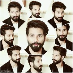 Many faces of - Shahid Kapoor -