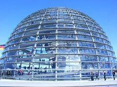 Reichstag, Berlín, Cúpula, Capital