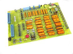 GENERAL ELECTRIC DS3800NPSE1E1G BOARD POWER SUPPLY 6BA08