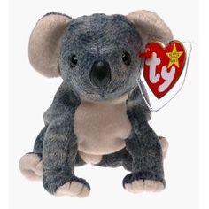 TY Beanie Baby - EUCALYPTUS the Koala  Toy  - - Product Description  Ty  Beanie Babies Eucalyptus the Koala BearSay