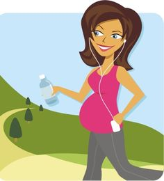 extensive pregnancy exercise article database: dos and donts, tips on modifying exercises for 2nd trimester and beyond, pregnancy workouts