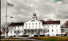 Naval War College, Rhode Island