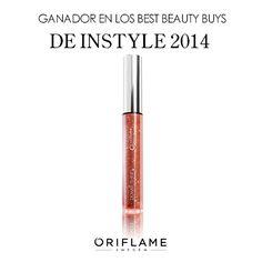 Familia Oriflame, con mucho orgullo les compartimos que nuestro Power Shine Lip Gloss resultó ganador en los Best Beauty Buys 2014 de Instyle por su textura, delicioso aroma y acabado. ¡Felicidades, este es un triunfo de todos! #MakeUp #maquillaje #lipgloss #OriflameMX
